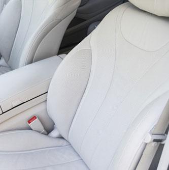 Entretien sièges auto en cuir