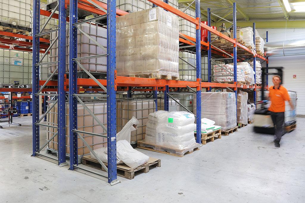 Capacités de stockage